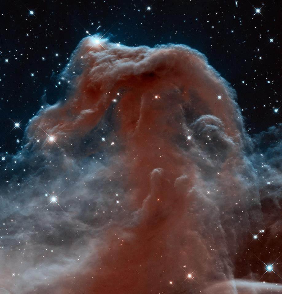 Atbaşı Nebulası Horse Head Nebula