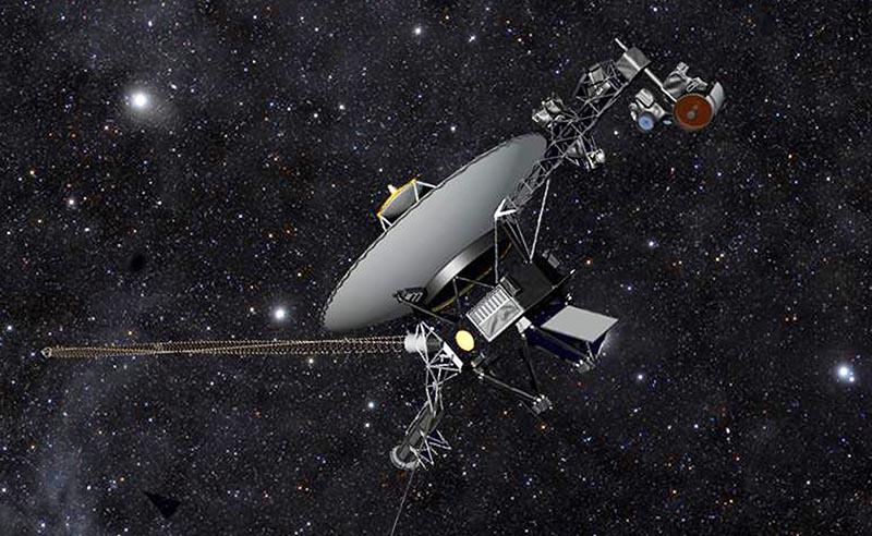 NASA-Voyager 1