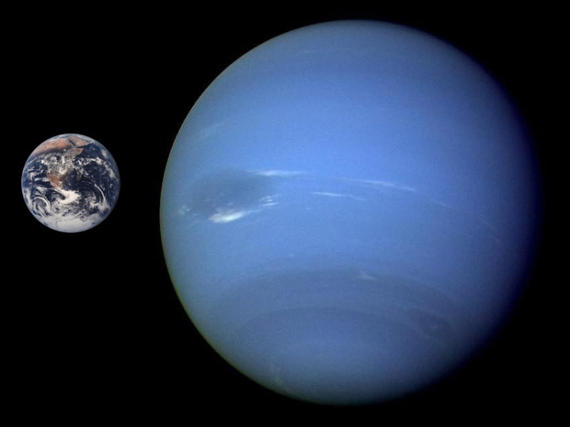 Neptün - Dünya
