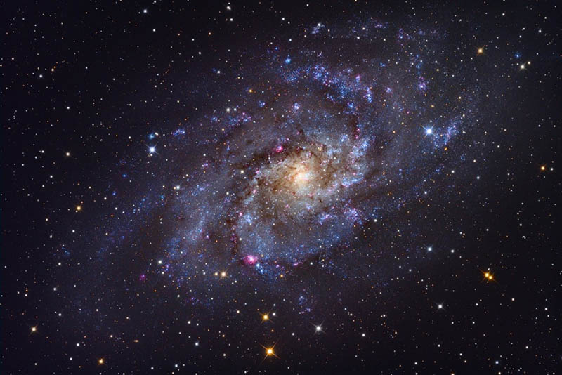 The-Triangulum-Galaxy