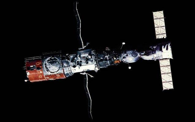 Uzay İstasyonları