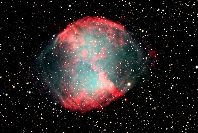 M027DumbbellNebula