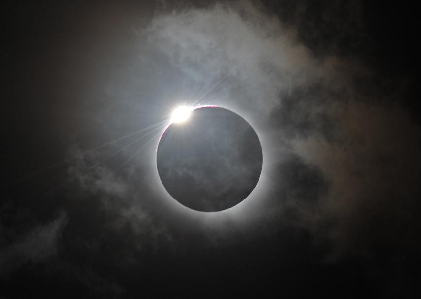 AUSTRALIA-ASTRONOMY-ECLIPSE