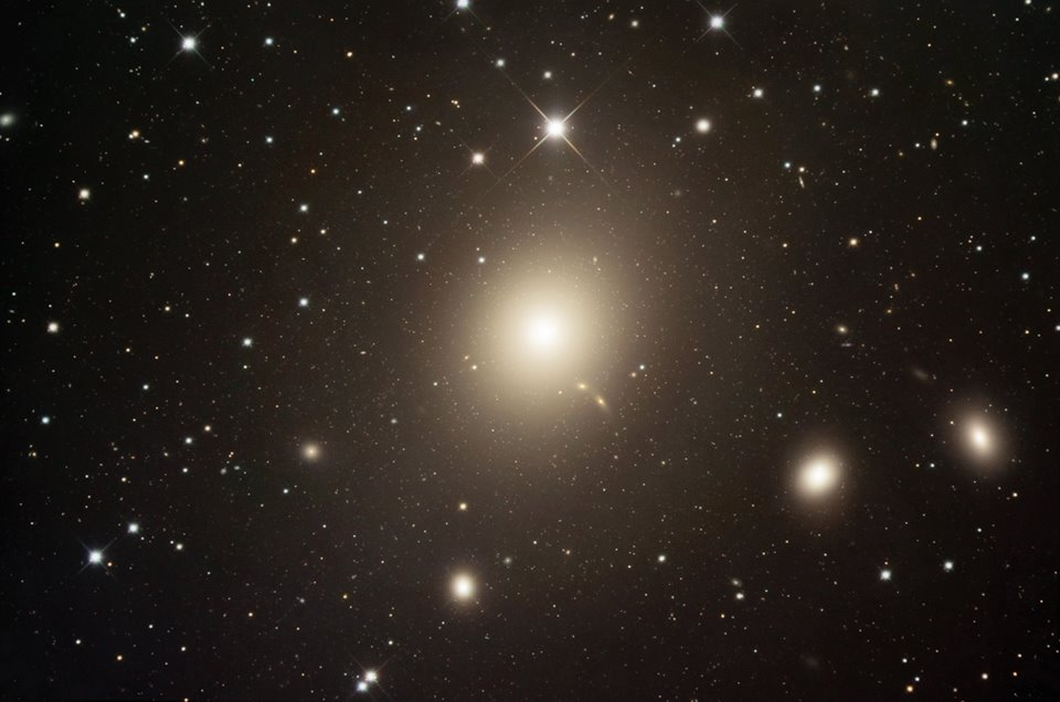 Messier 87 (M87) Galaksisi