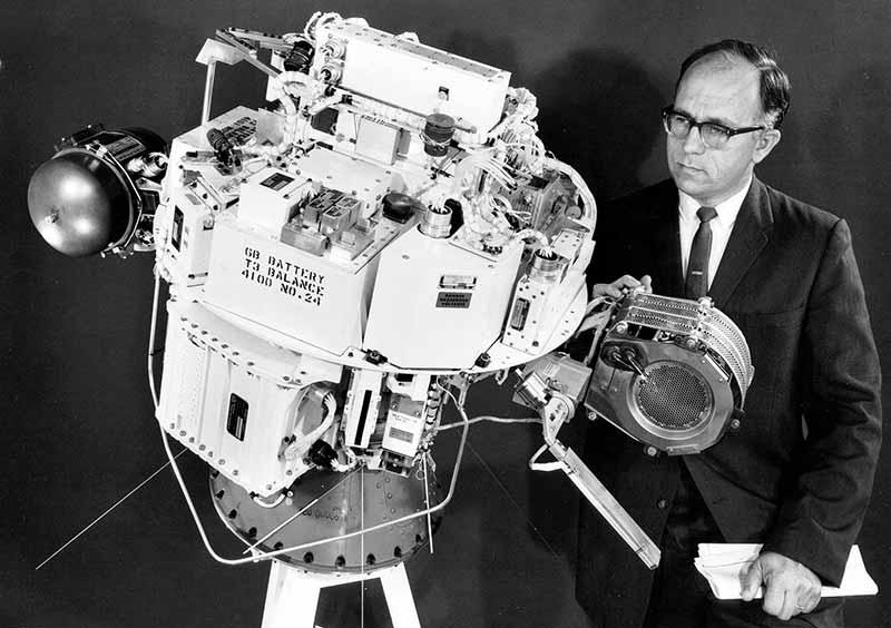 SERT-1_spacecraft