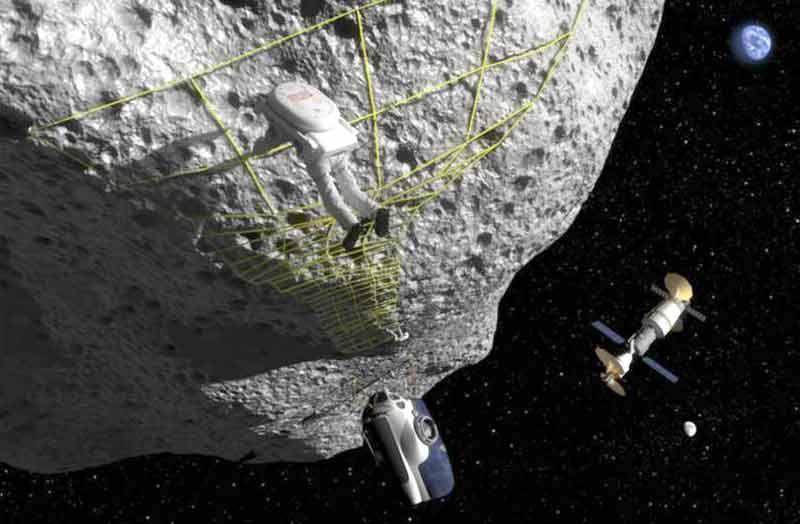 Asteroid Madenciliği