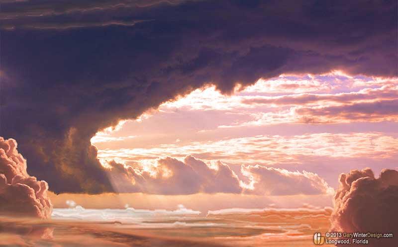 Jupiter-Clouds