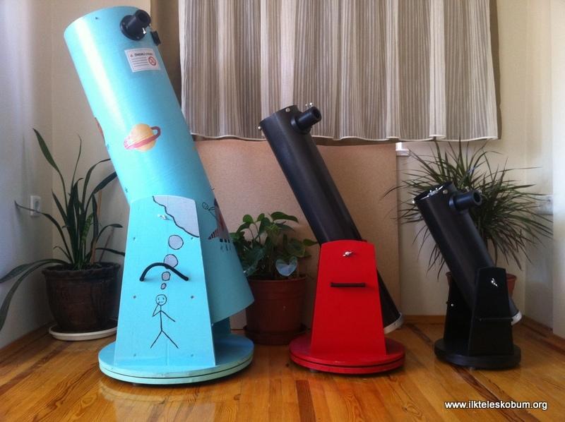 Teleskop Yapmak