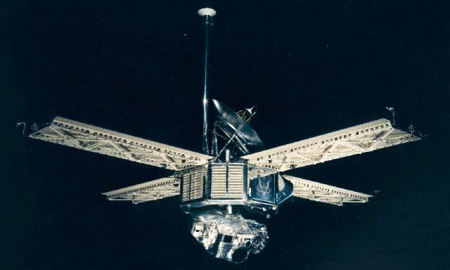 Mariner 6 ve 7 araçları.