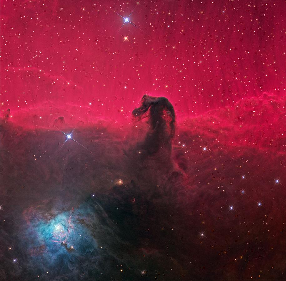 At Başı Bulutsusu