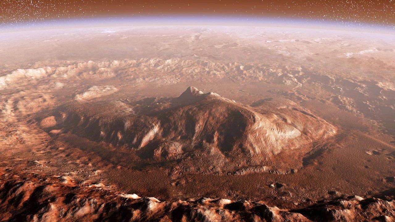Güneş Sistemi'nin Coğrafyası: MARS • Kozmik Anafor