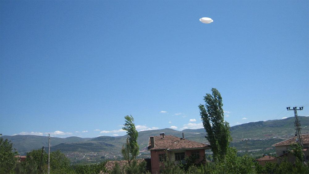 İlkokul Öğrencilerinden UFO'cuları Alteden Test