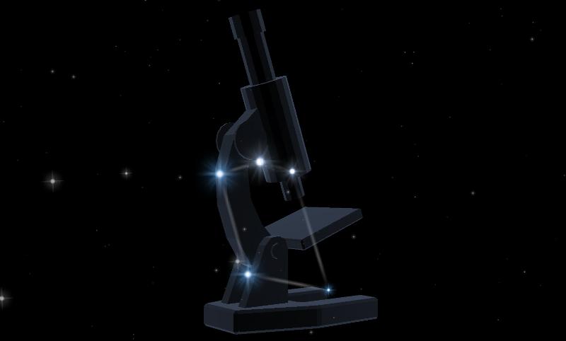 Mikroskop Takımyıldızı
