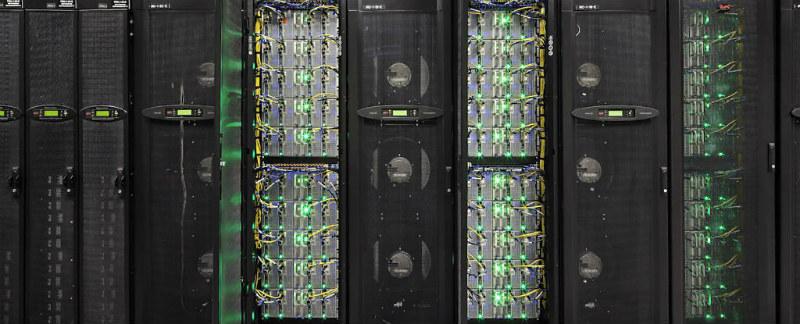 Texas Üniversitesi'nde bulunan süper-bilgisayar