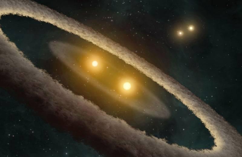 İkiz Çift Yıldız Sistemi HD 98800 | Dört Yıldızlı İlginç Bir Sistem