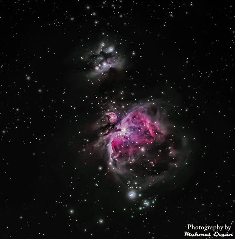 Orion Nebulası