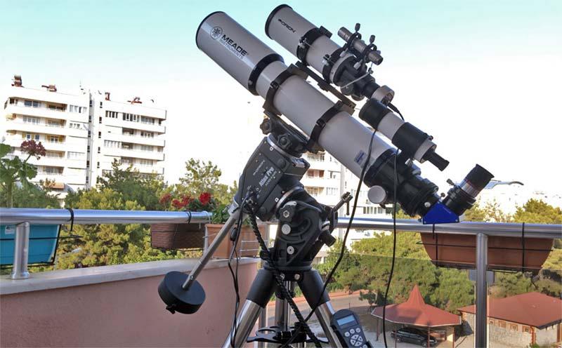 Astrofotoğrafçılık