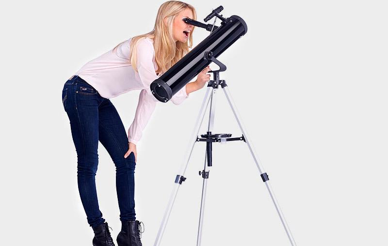 Yeni başlayanlar İçin teleskop aynalı teleskoplar ve ivır zıvırlar