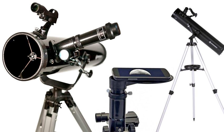 Bresser venus aynalı teleskop u kozmik anafor türkiye nin