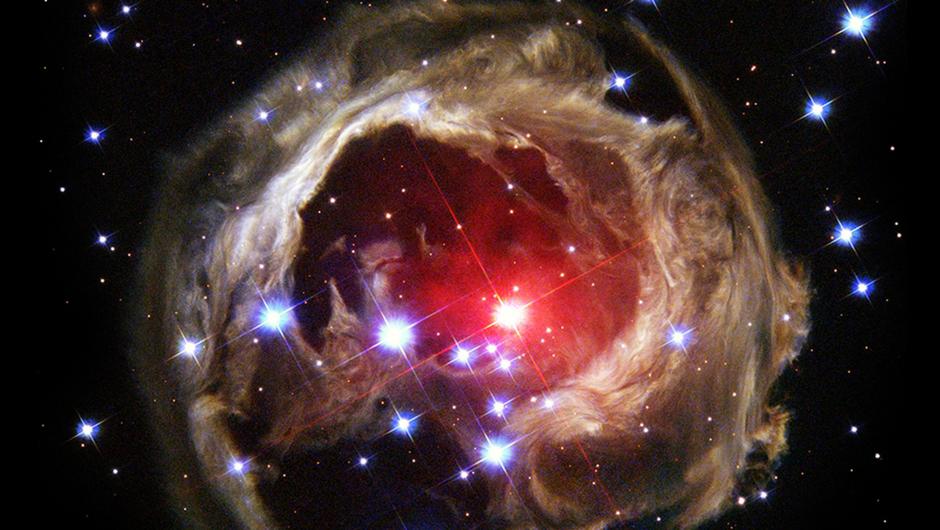 Değişken Yıldızlar V838